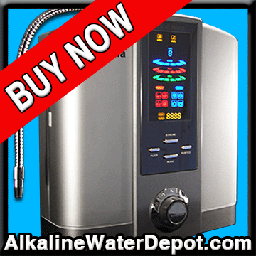 Athena 5-plate Water Ionizer (GREAT FEATURES $2,195)