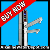 UltraDelphi 5-plate Water Ionizer with Additional Fluoride Protection